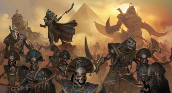 Test: Total War: Warhammer 2 - Rise of the Tomb Kings