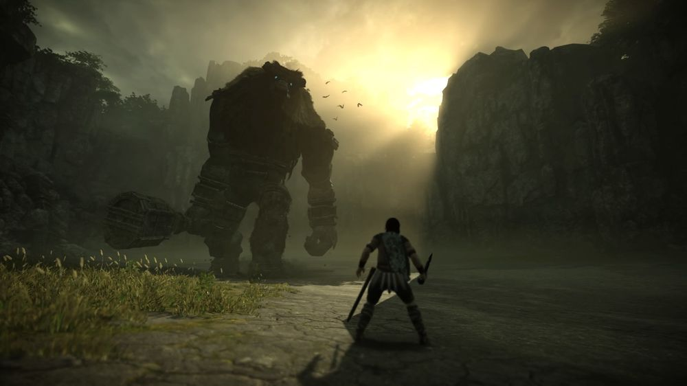 ANMELDELSE: Shadow of the Colossus