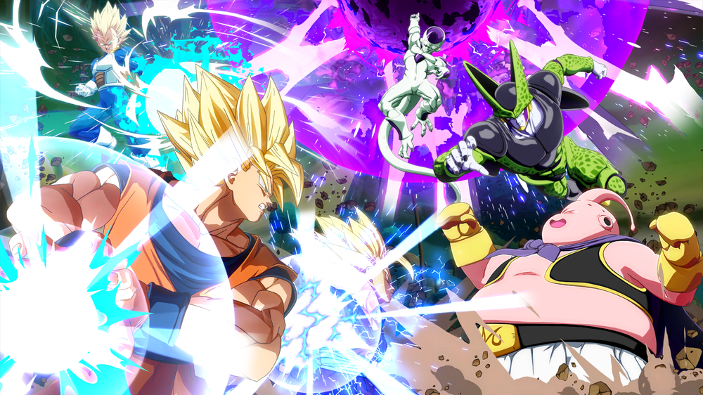 ANMELDELSE: Dragon Ball FighterZ