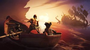Sea of Thieves nådde én million spillere på bare 48 timer