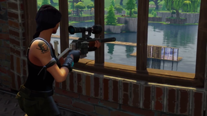 Fortnite Battle Royale inviterer til snikskytterfest