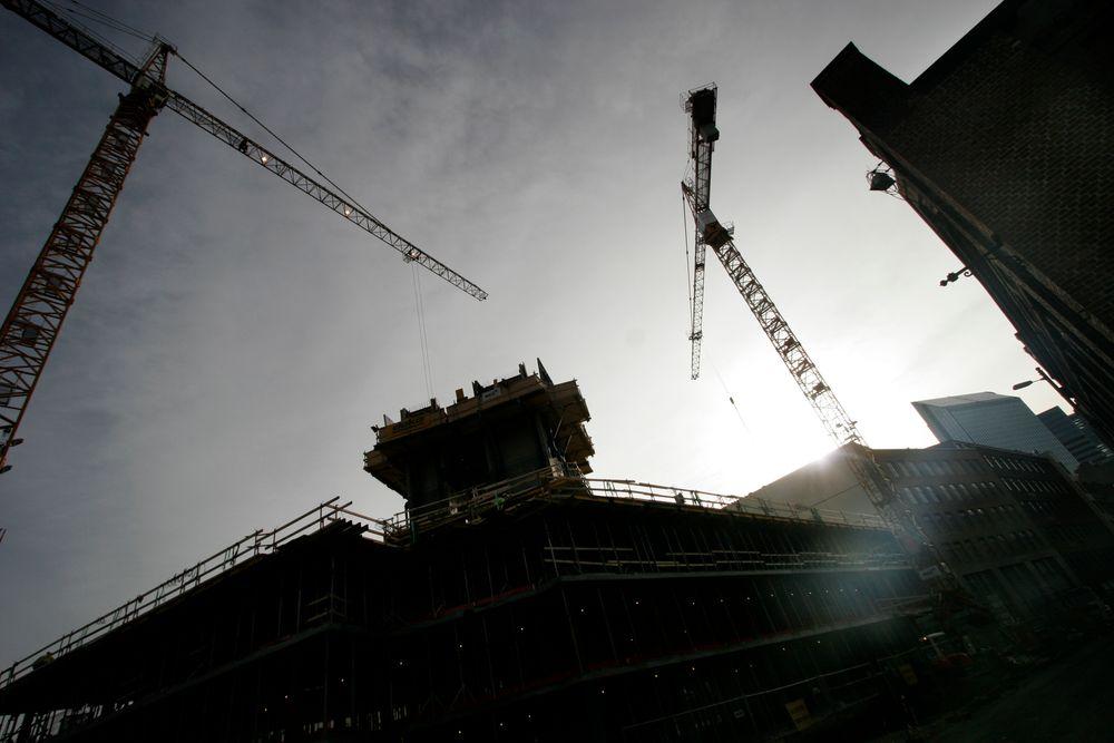 Bygg og anlegg er fortsatt en utsatt bransje når det kommer til alvorlige arbeidsulykker.