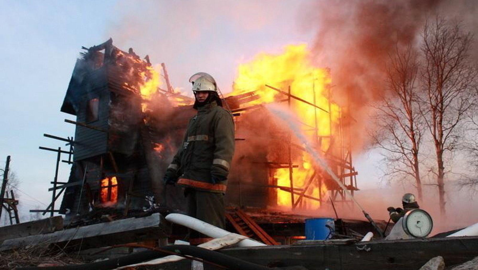 Hvordan kan vi enda bedre forebygge brann i høye trehus?
