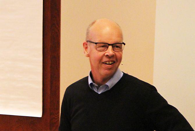 Thomas Nordahl er professor i pedagogikk ved Høgskolen i Hedmark.
