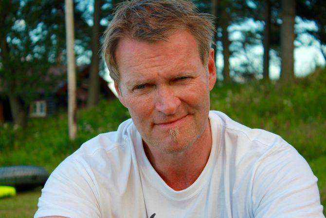 Forsker og barnehagelærer Per-Einar Sæbbe ved Universitet i Stavanger