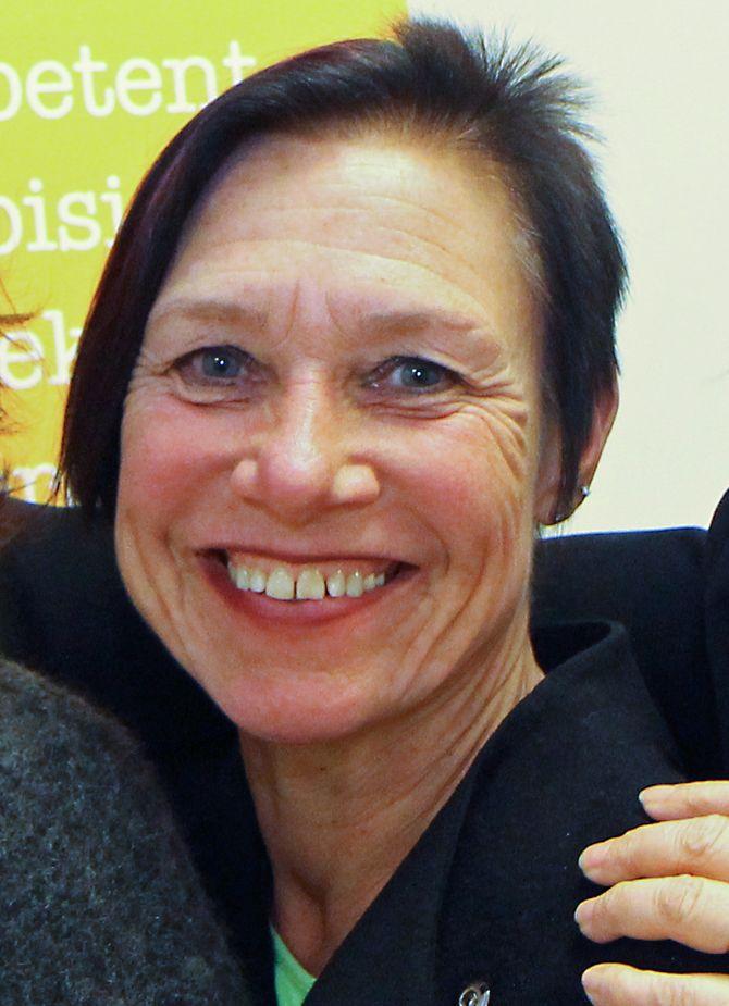 Fagleder Nina Knarvik i Norlandia Barnehager.
