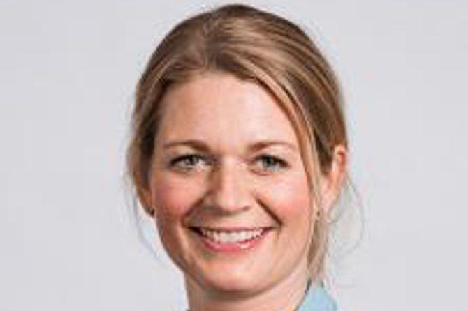 Elisabet Solheim, psykologspesialist i RBUP.