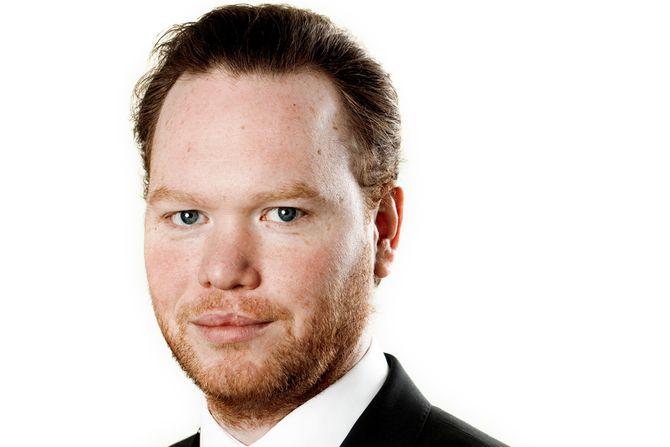 Statssekretær i Kunnskapsdepartementet, Magnus Thue.