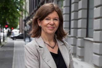Mona Stensrud, spesialrådgiver for forebygging av hudkreft i Kreftforeningen.