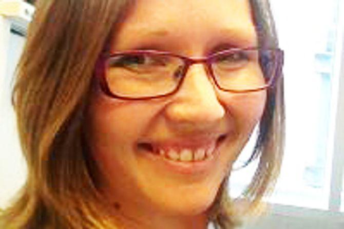 Programkonsulent for KFUK-KFUM-speiderne, Bente Pernilla Høye.