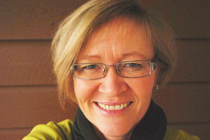 Leder for FKMI, Mette Kalleberg.