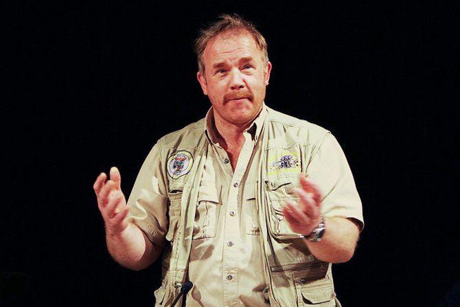 Kurt Willy Oddekalv, leder Norges Miljøvernforbund.