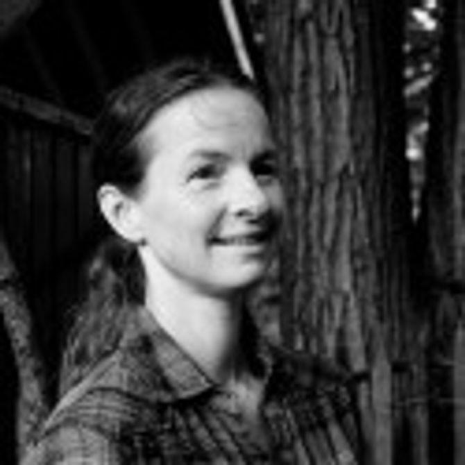 Camilla Stang er lærer og kokk ved Geitmyra Matkultursenter i Oslo.