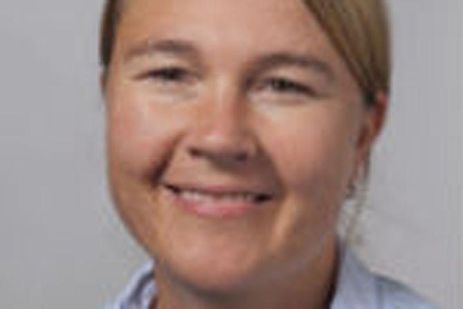 Miljøet betyr mye.Anne Lene Kristiansen ved UiO.