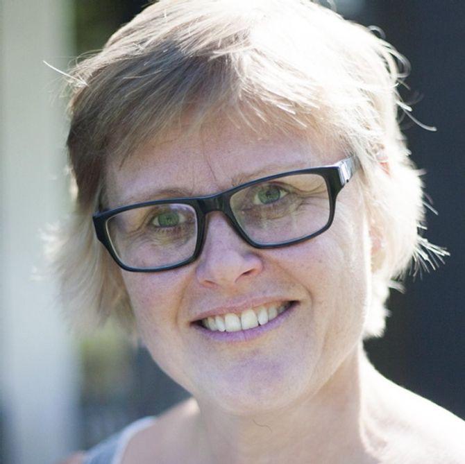 Fagsjef for barnehage i Molde, Gro Toft Ødegård.