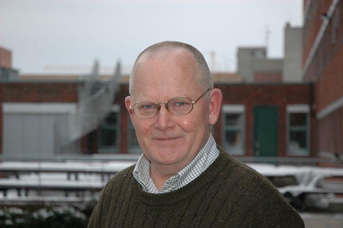 Petter Kristensen, forskningsleder Statens arbeidsmiljøinstitutt.