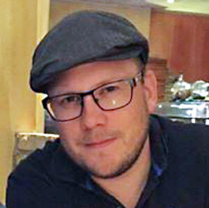Pedagogisk leder i Bjørneborgen barnehage i Bodø, Andreas H. Langfjell.