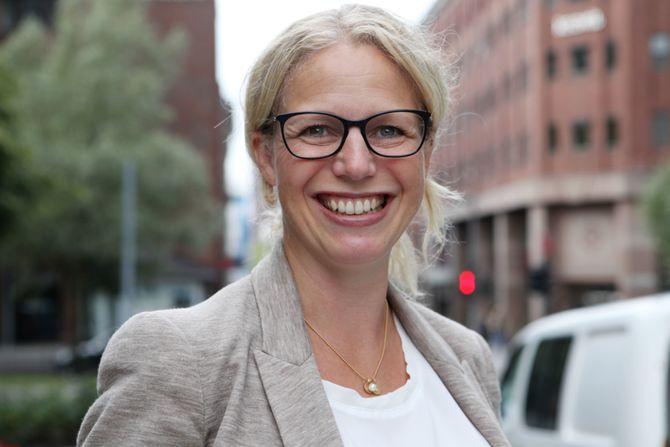 Linda Granlund er divisjonsdirektør for folkehelse i Helsedirektoratet.
