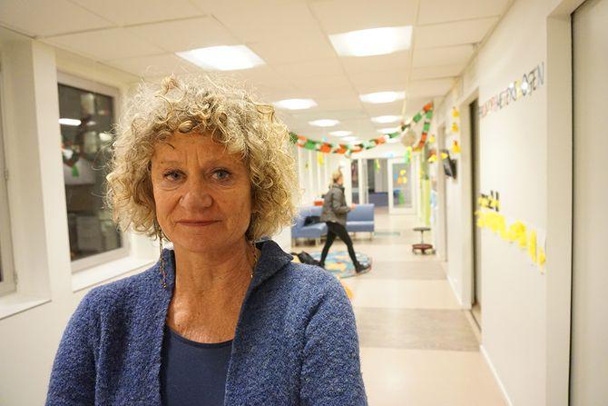Barnehagelærer Pia Friis er daglig leder i Tinkern Kanvas-barnehage. Hun holder kurset «Hvordan forholde seg til barns seksuelle leker» for Kanvas kompetanse.