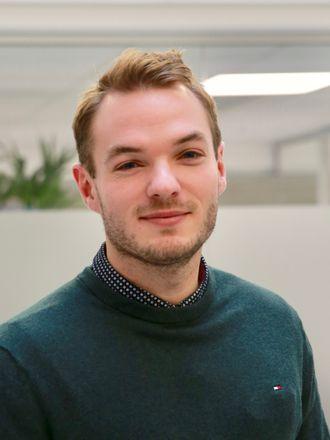 Advokat Mads Christian Sørensen i Siteimprove.