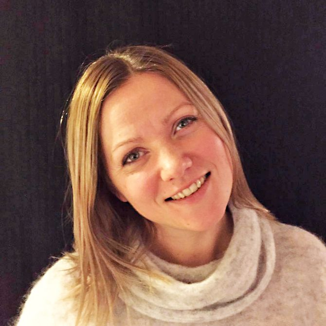 Spesialpedagog Ieva Engdahl, Salbutangen FUS barnehage.