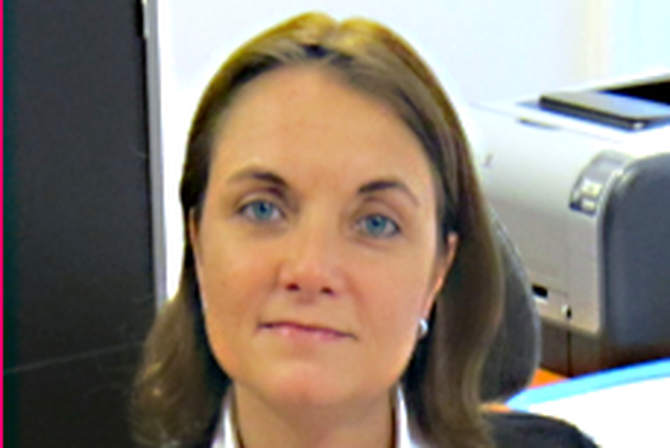 Helle Leinslie, leder Statens Barnehus Trondheim.