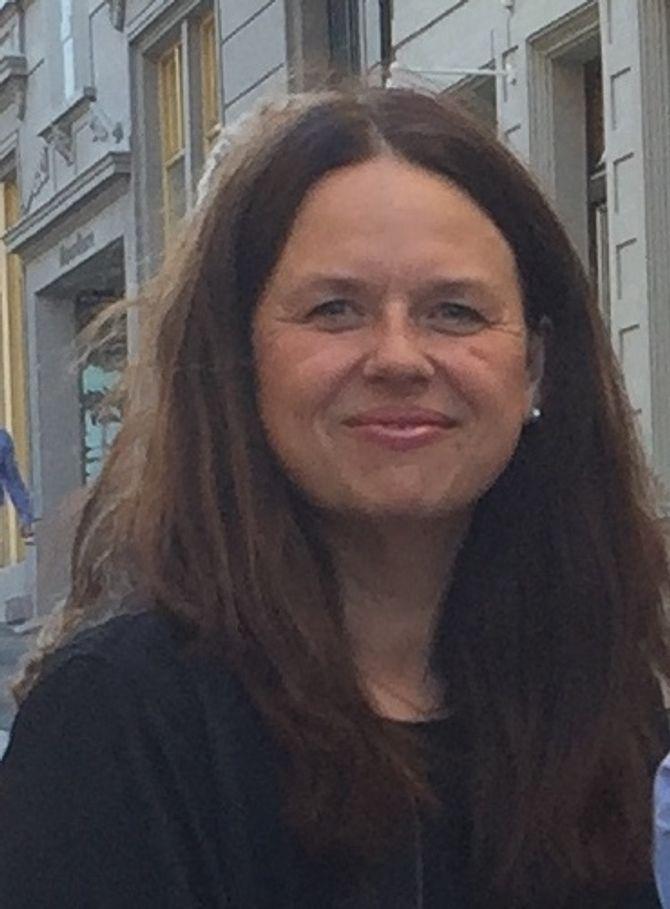 Kristin Sanni er styrer i Skovheim barnehage.
