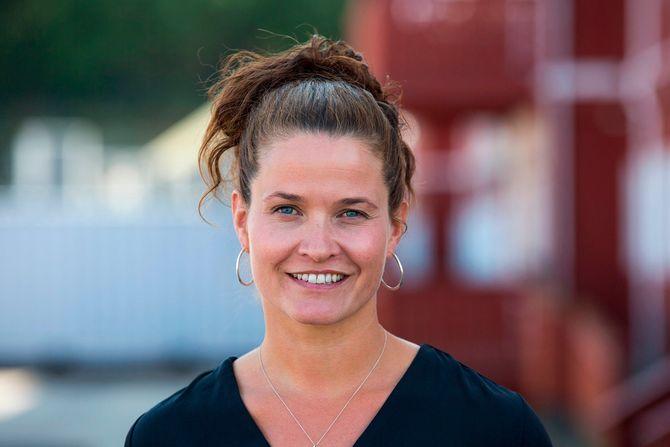 – Vi må tenke utvikling hele tiden ellers stagnerer vi, sier pedagogisk leder og verneombud Sofia Hageli.