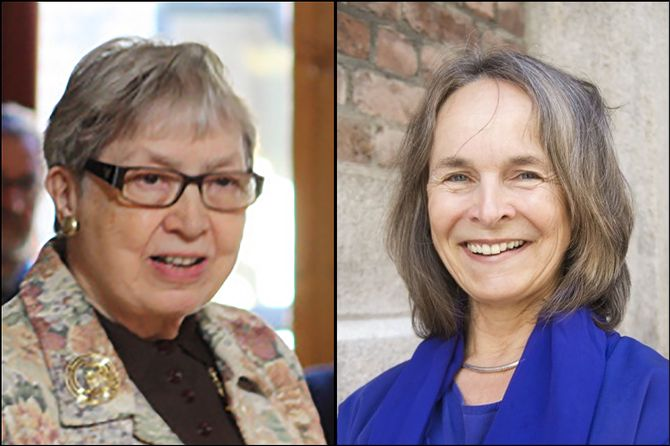 Torild Skard og Gro Nylander skapte i vår debatt om ettåringer i barnehage. De gamle feministene mener utviklingen har gått for langt.