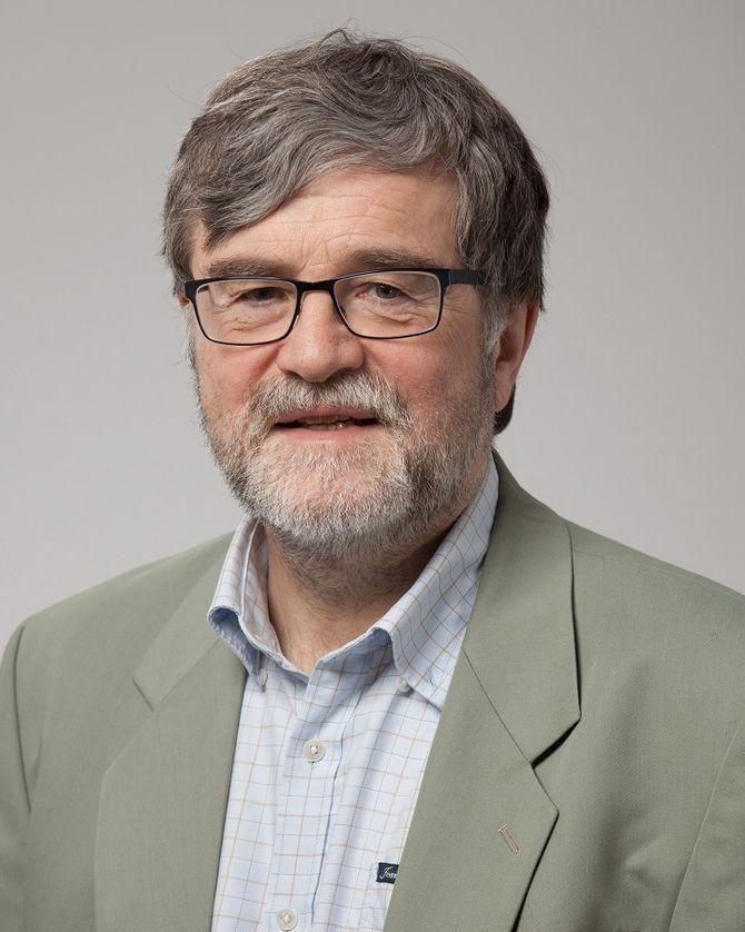 Fagsjef Eirik Solberg i KS.