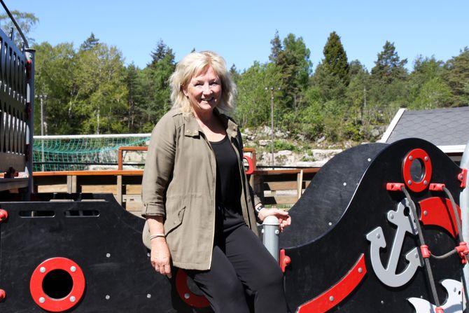 Kristin Epland, daglig leder i Trondalen barnehage.
