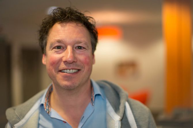 Robert Ullmann er daglig leder i Kanvas.