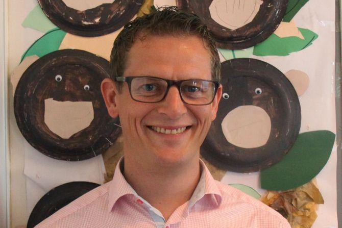 Lars Grimstad, skaper av Parrhesia3000.
