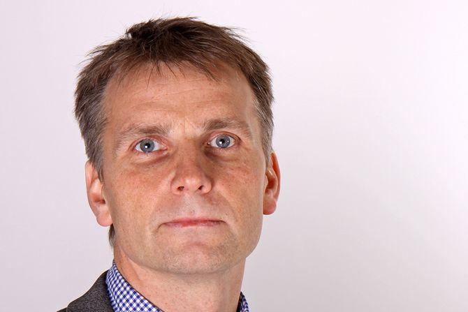 Jørn-Tommy Schjelderup, viseadministrerende direktør i PBL.