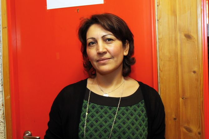 Rengin Mhema er daglig leder i Asperud FUS barnehage i Oslo.