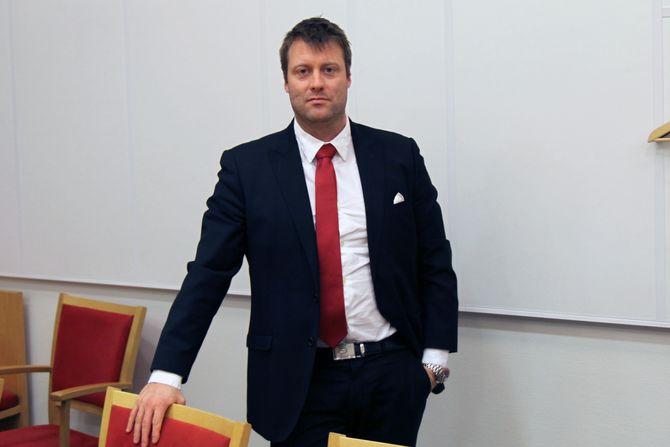 Advokat Ole Gramstad Jensen.
