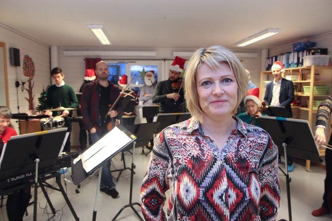Produsent for NOSO, Liv Kari Antonsen.