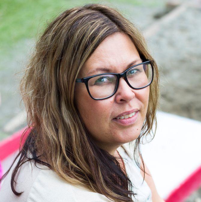 Nina Kristensen er daglig leder i Furua barnehage i Alta.