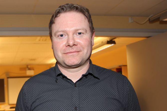 Daglig leder i Smedhusåsen barnehage, Royne K. Berget.