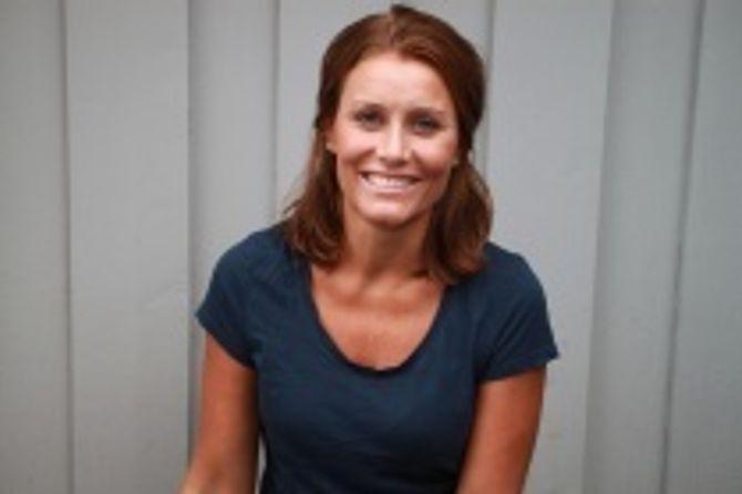 Styrer i Flåklypa barnehage i Bærum, Kristina Hofbauer.