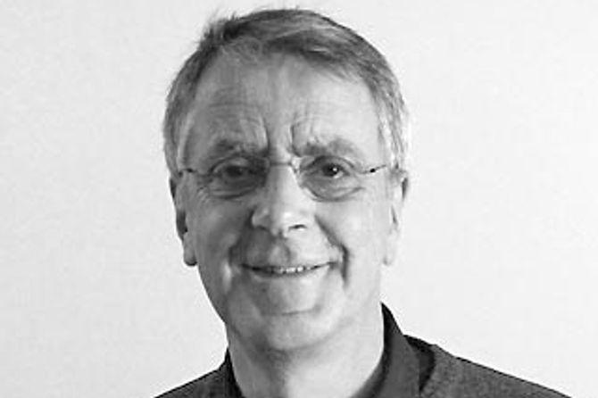 Ivar Selmer-Olsen. Prorektor for masterutdanning ved DMMH.