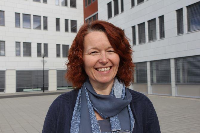Ragnhild Finden eier Kausvoll gardsbarnehage og er nestleder i styret til PBL.
