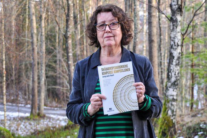 Dosent i pedagogikk ved Høgskolen i Østfold Ninni Sandvik.
