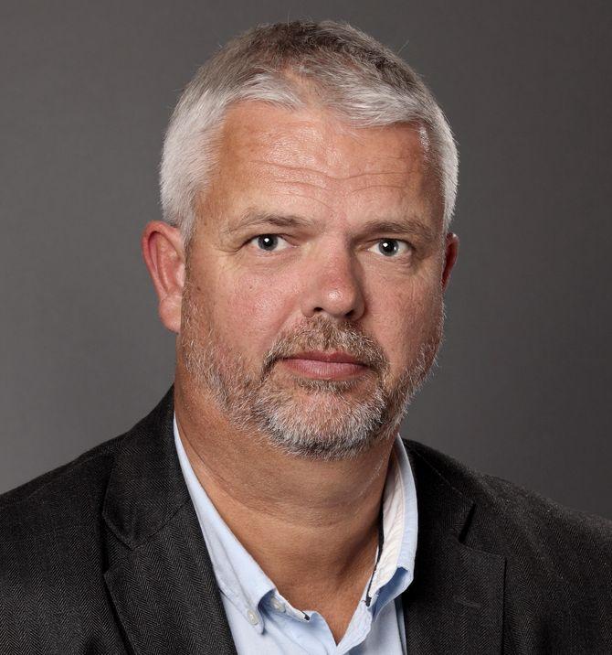 Erling Lien Barlindhaug, avdelingsdirektør i KS.