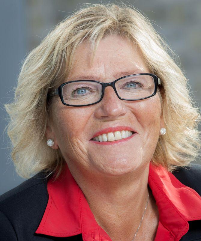 Tove Mette Bjørkmo (Ap) er ordfører i Sortland kommune.
