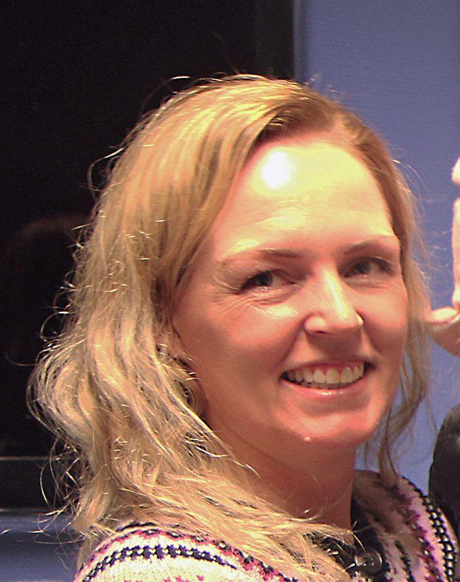Styrer i Trålveien Læringsverkstedet barnehage i Bodø, Linda Jensen Horn.
