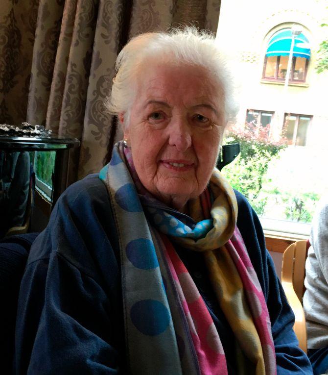 Evy Munthe var styrer og avdelingsleder i Tonsenhagen barnehage da den startet opp. Hun jobbet i barnehagen frem til 2005.
