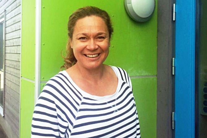 Styrer Marit Haug Hansen i Læringsverkstedet Nerby barnehage.