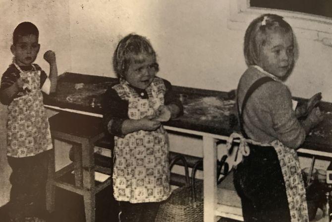 Fra barnehagehverdagen i Christiania Spigerverks personalbarnehave.