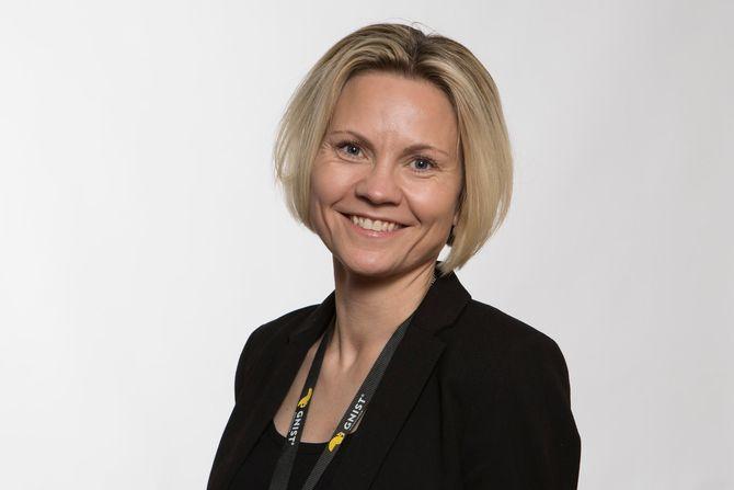 Heidi Pedersen i Gnist barnehager.